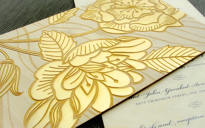 invitaciones originales para bodas de oro