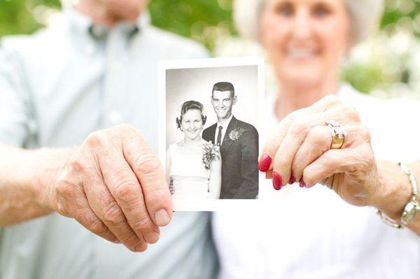 bodas de oro 50 aniversario pareja