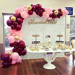 comprar globos de helio para decorar bodas de oro