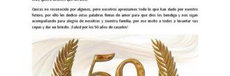 texto en imagen discurso para bodas de oro