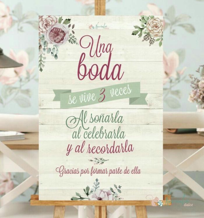 frases en letreros para bodas de oro