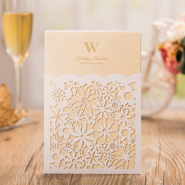 hermosas invitaciones para bodas de oro
