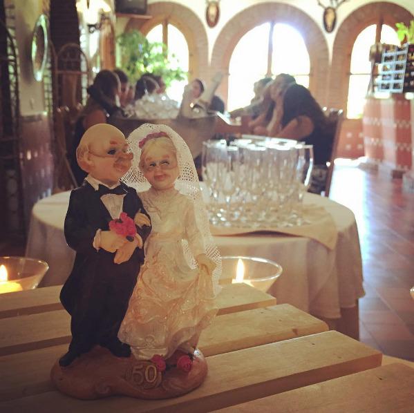 placas conmemorativas para pareja bodas de oro
