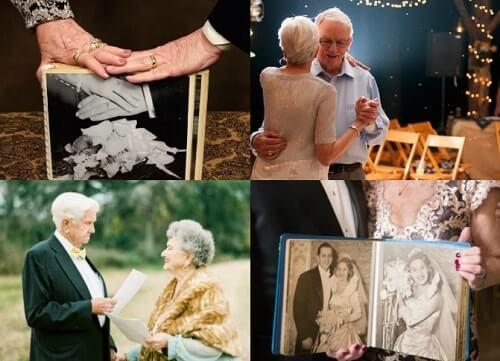 placas conmemorativas para personas con 50 años de casados