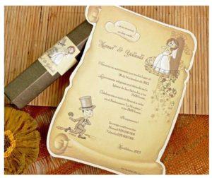 diseño original para poemas bodas de oro