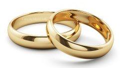 anillos de regalo para bodas de oro