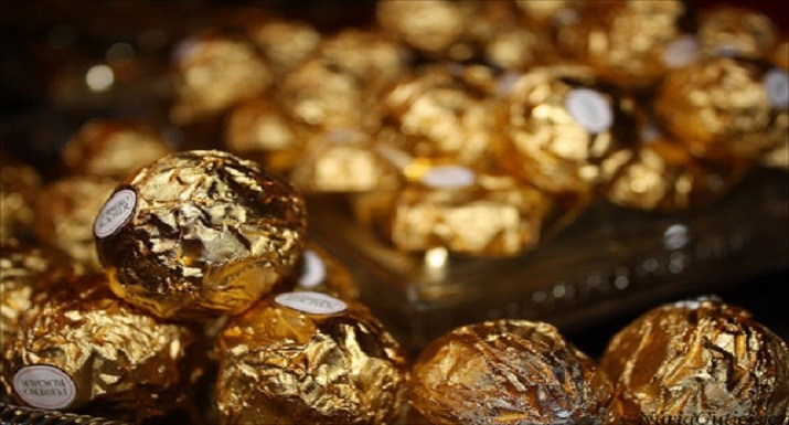 bombones de chocolate regalos bodas de oro