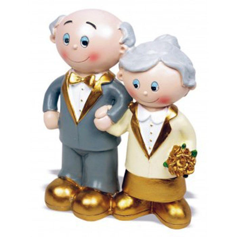 figura de pareja regalos bodas de oro