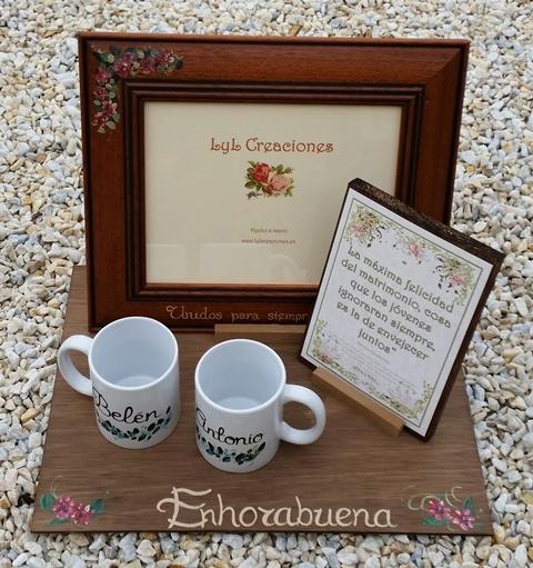 regalos originales para bodas de oro