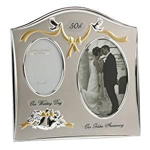 comprar marcos como regalo bodas de oro